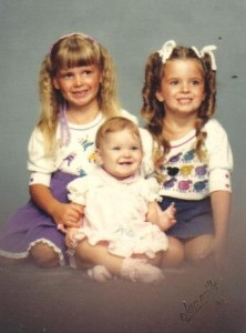 check out that smokin seven year old blonde in the back!
