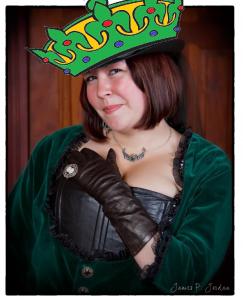 photo by Jim Jordan, ugly crown by me