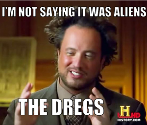 alien guy the dregs